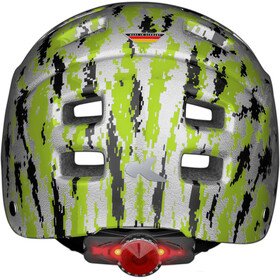 KED Risco K-Star Kask rowerowy, green
